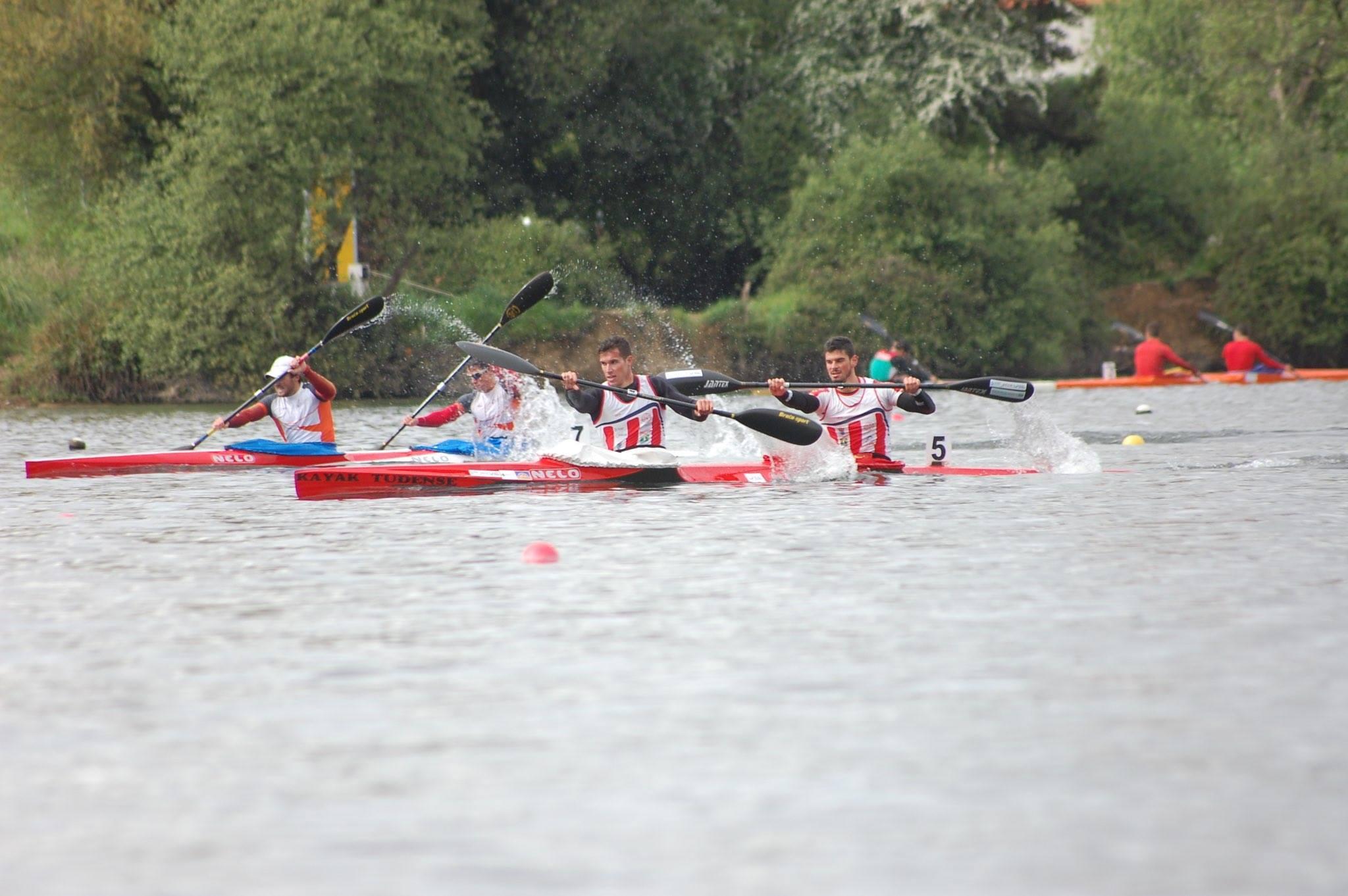 Roi Rodríguez campeón de España kayak (1)