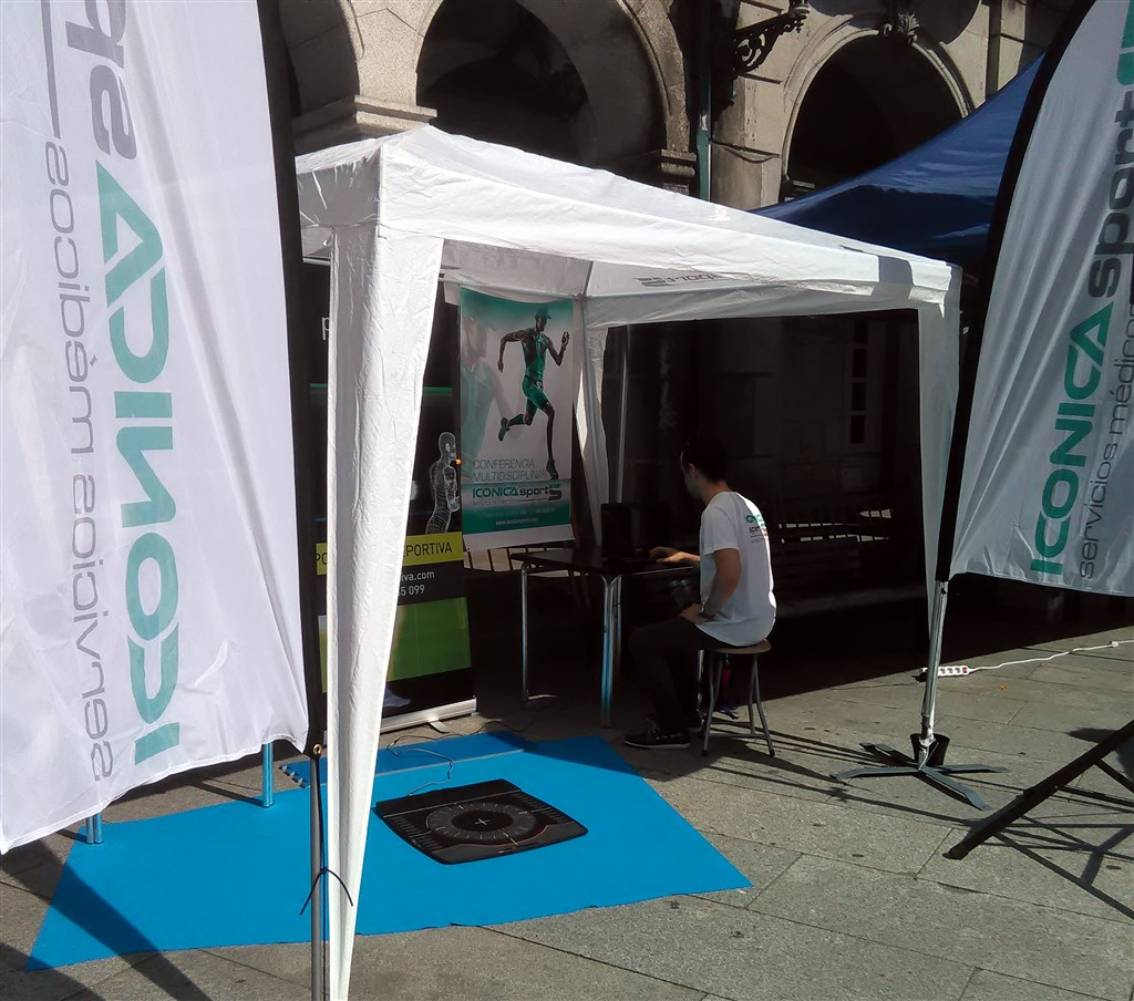 stand biomecanica iconica sports 2