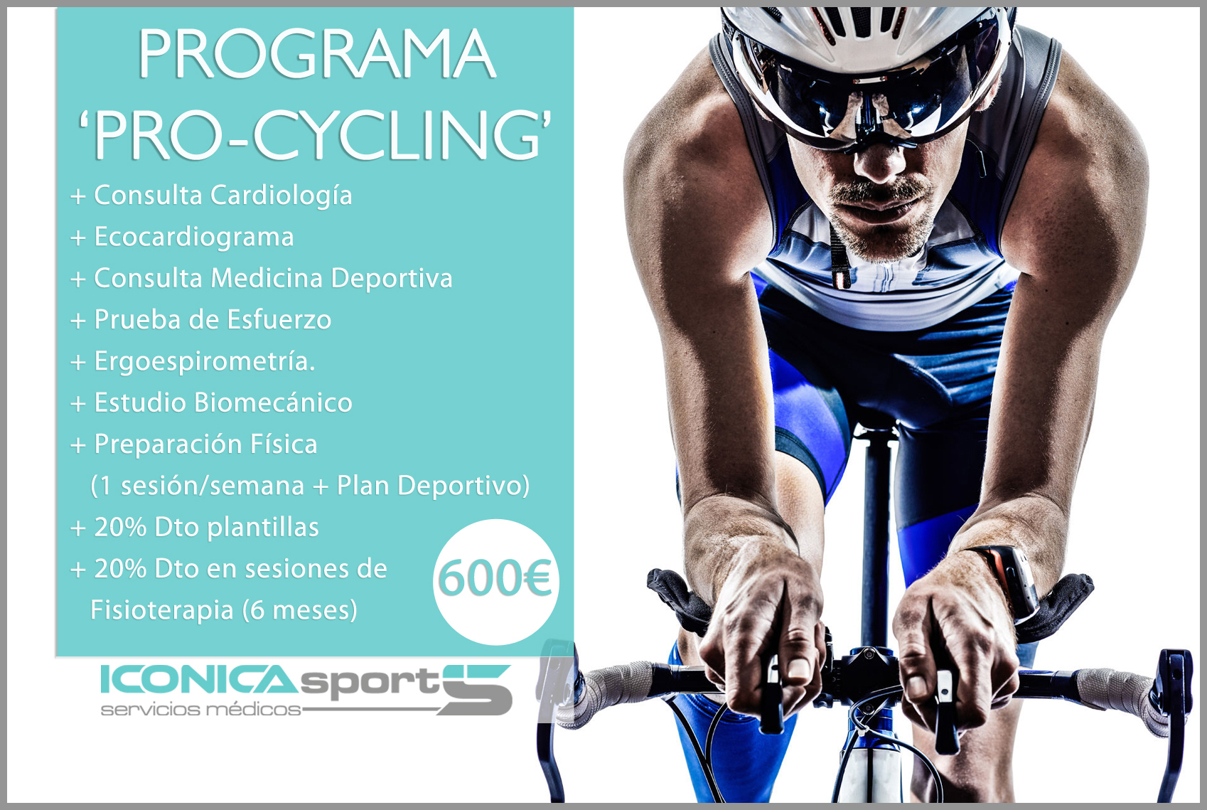 estudio biomecanico | ICONICA SPORTS