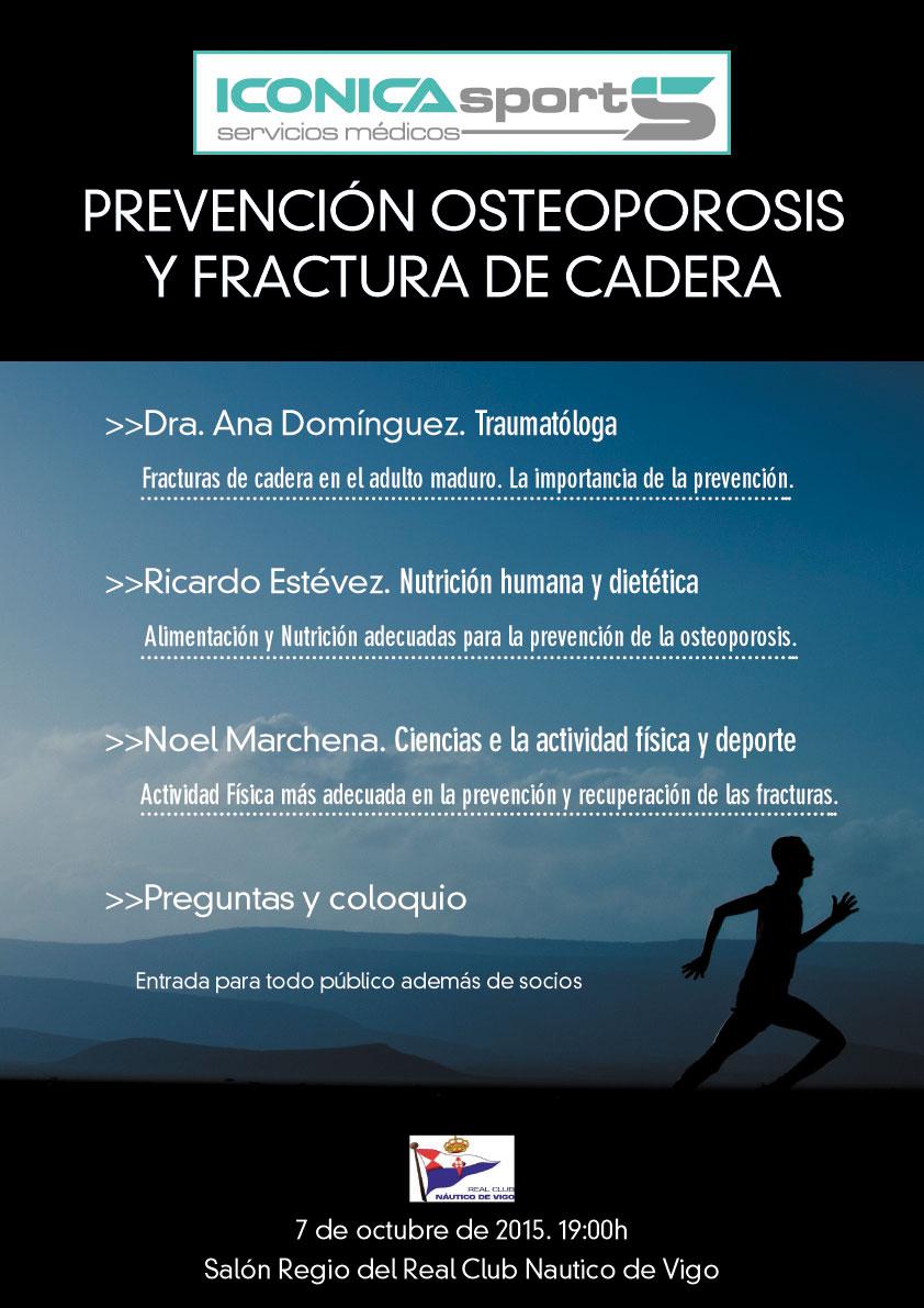 Prevención de Osteoporosis y Fractura de Cadera