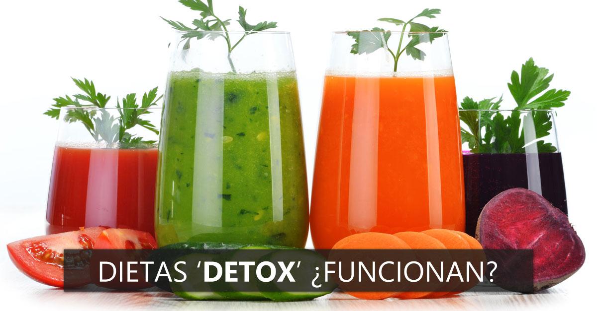 porque no funcionan las dietas detox