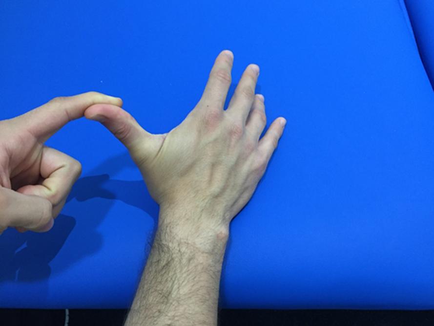 ejercicios para artrosis del pulgar
