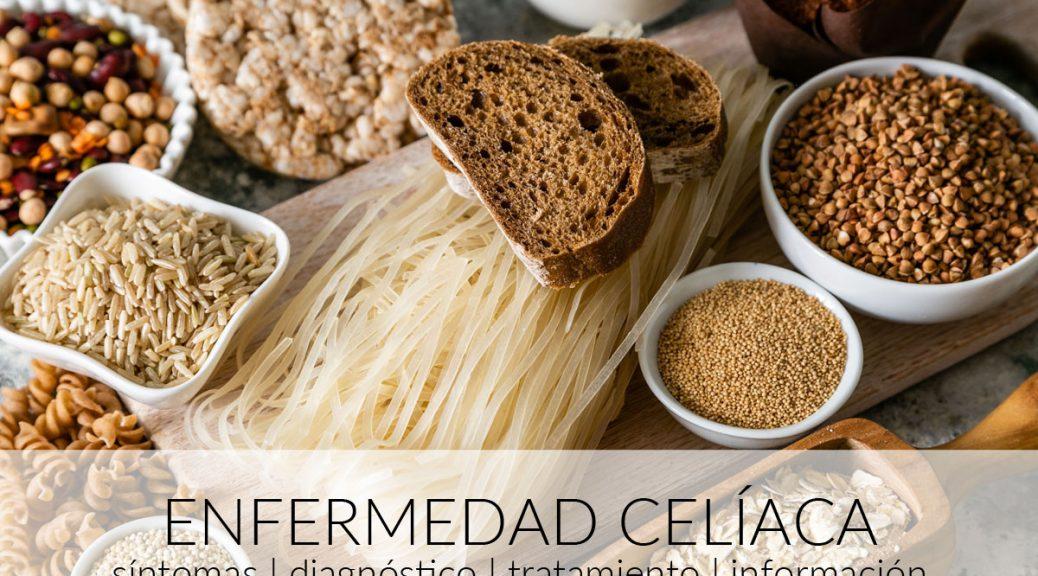 sintomas tratamiento diagnostico de la enfermedad celiaca