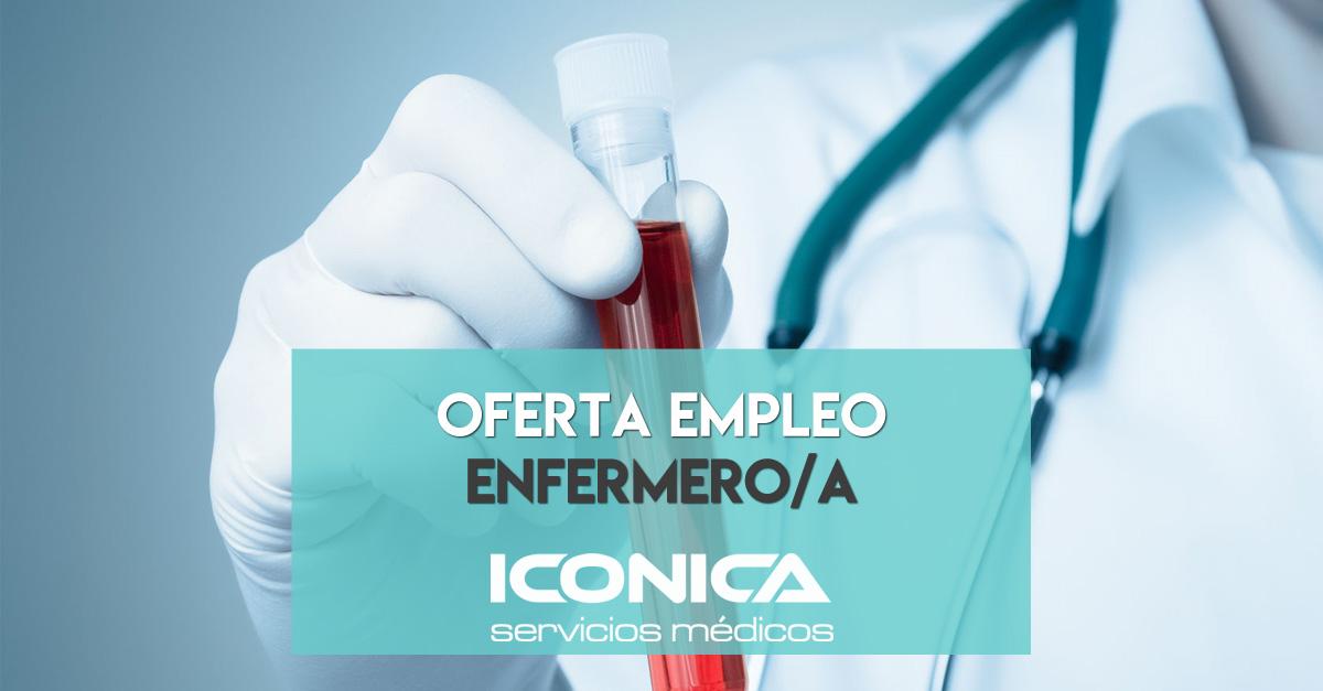 oferta-de-empleo-enfermera-enfermero-en-clinica-vigo
