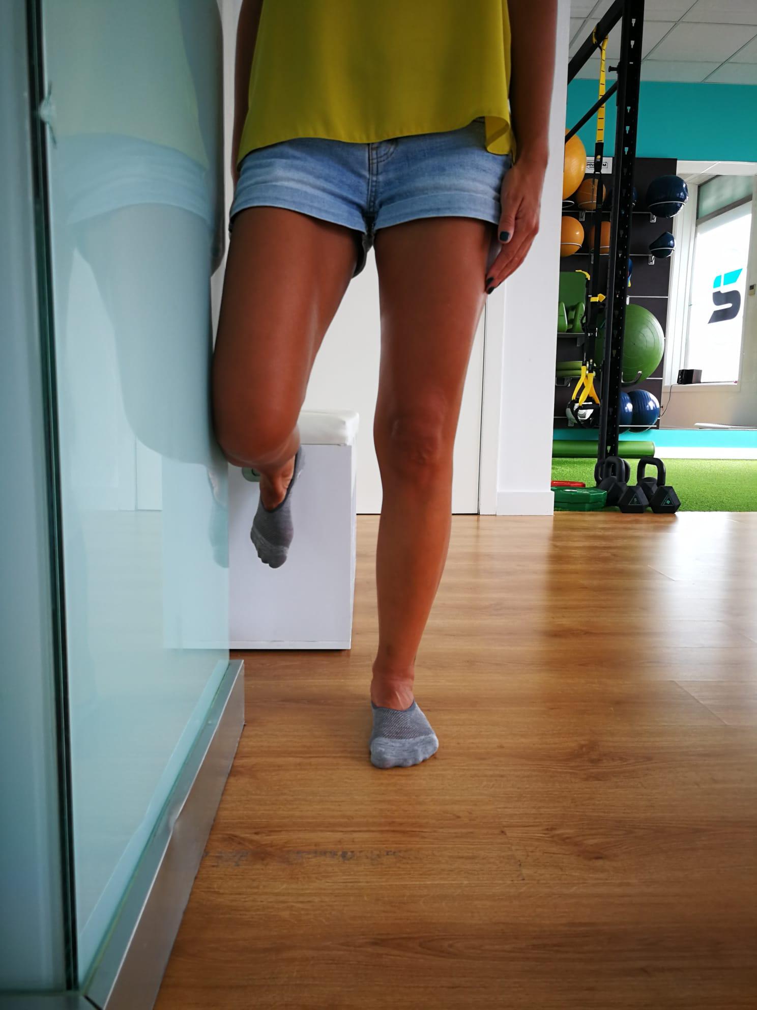 Tratamiento con fisioterapia del «síndrome de la cintilla iliotibial»