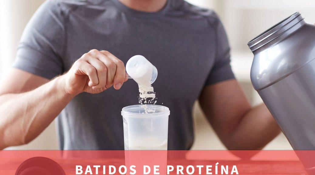 Batidos de proteína: panacea o peligro