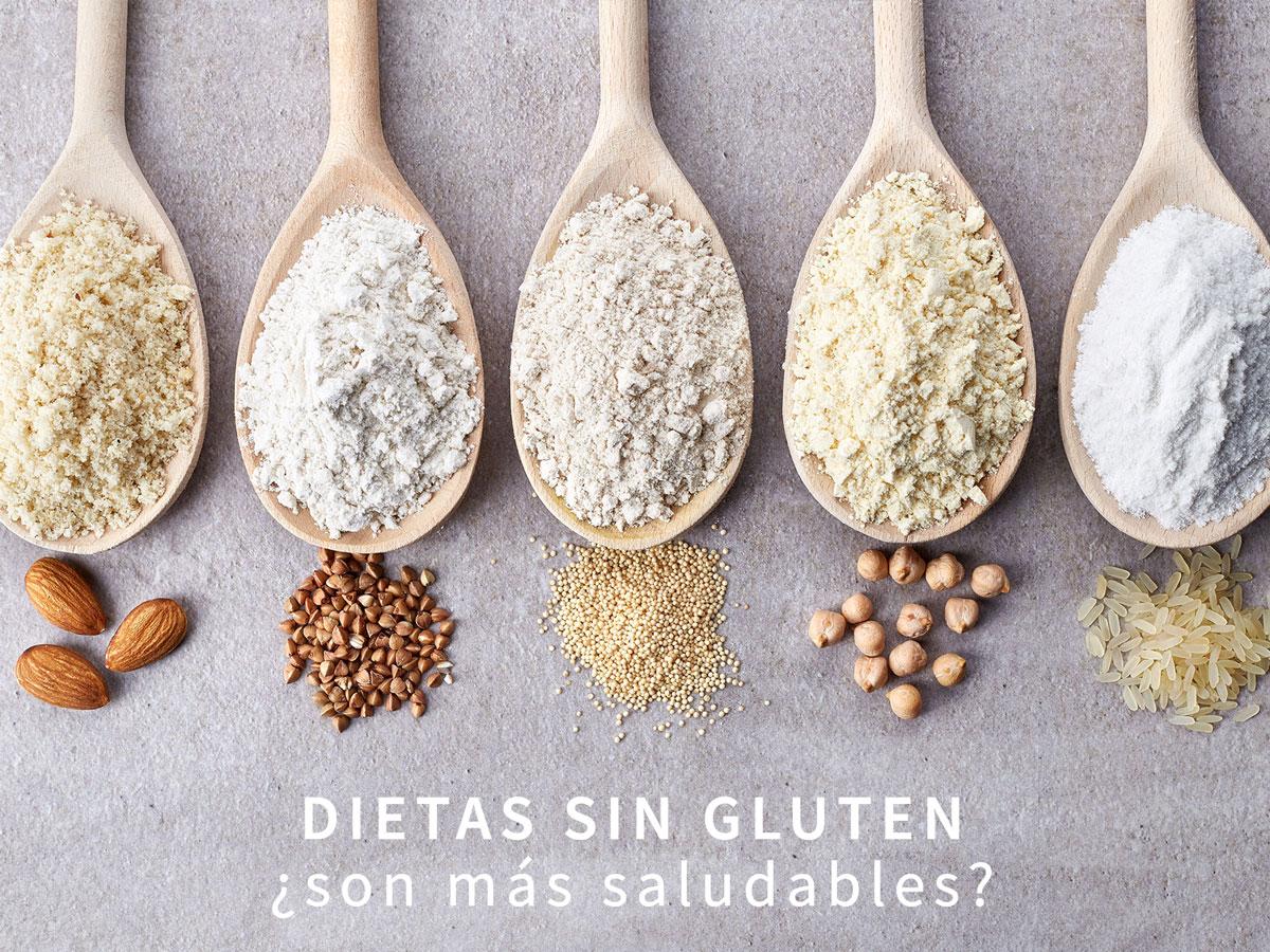 ¿Es más saludable la dieta sin gluten?